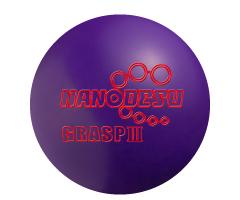 ボウリングボール ABS ナノデス グラスプ3