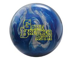 ボウリングボール エボナイト EBONITE ゲームブレイカーアシンメトリー GAME BREAKER ASYM