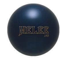 ボウリングボール  ブランズウィック  メーリージャブミッドナイトブルー MELEE JAB MIDNIGHT BLUE