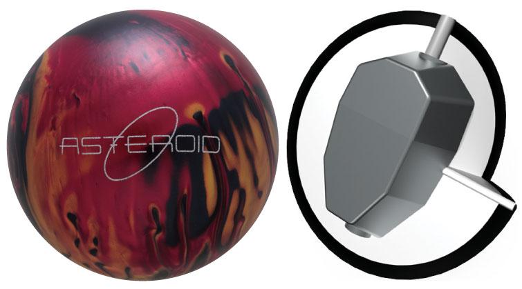 ボウリング用品 ボウリングボール ブランズウィック brunswick アステロイド Asteroid