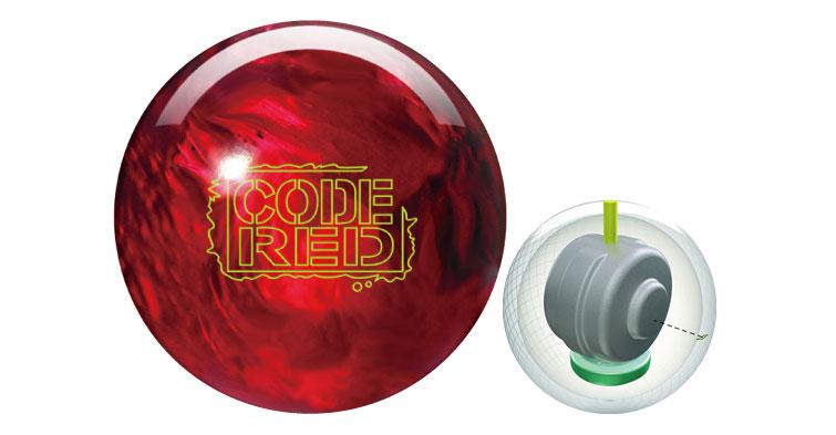 ボウリング用品 ボウリングボール ストーム STORM コードレッド CODE RED