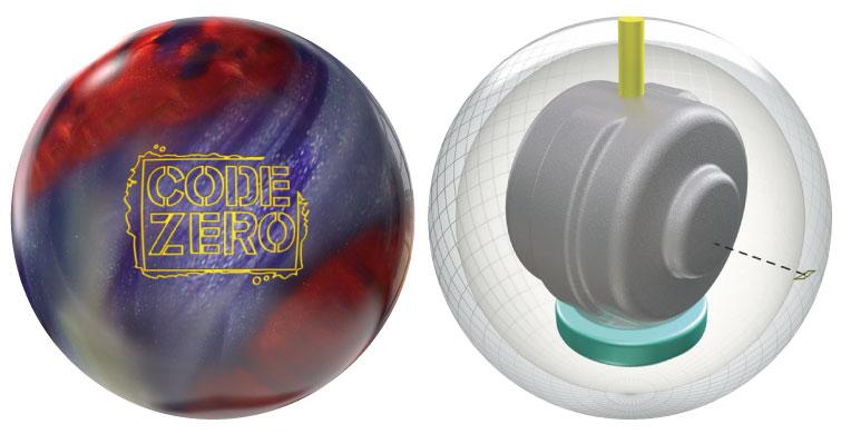 ボウリング用品 ボウリングボール ストーム STORM コードゼロ CODE ZERO