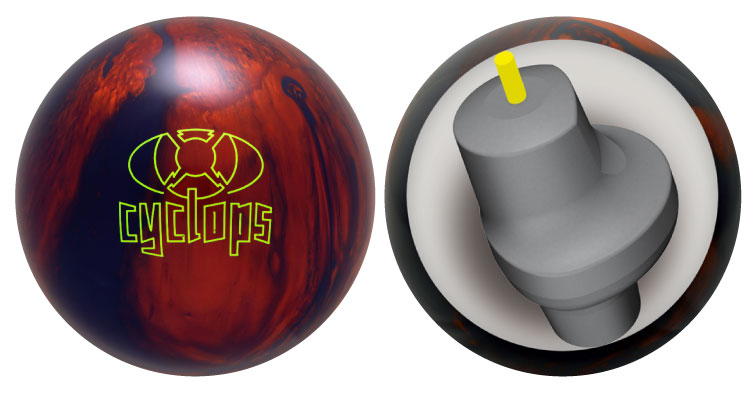 ボウリング用品 ボウリングボール ラディカル radical サイクロプス Cyclops