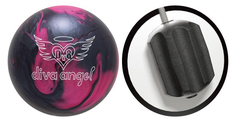 ボウリングボール DV8 ディーバエンジェル Diva Angel