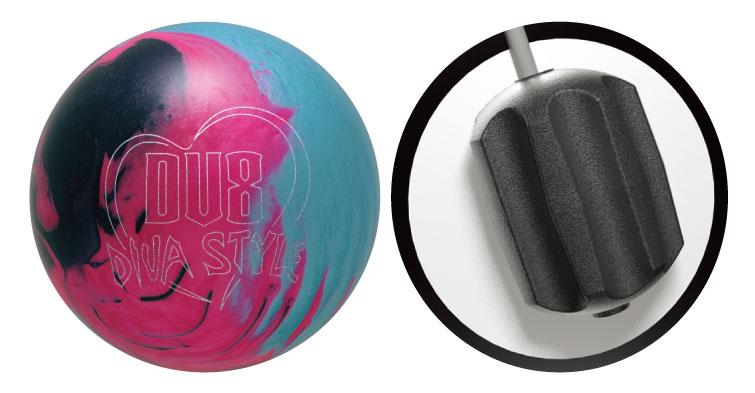 ボウリング用品 ボウリングボール DV8 ディーバスタイル Diva Style