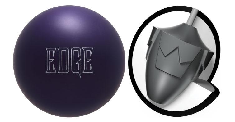 ボウリング用品 ボウリングボール ブランズウィック brunswick エッジソリッド Edge Solid