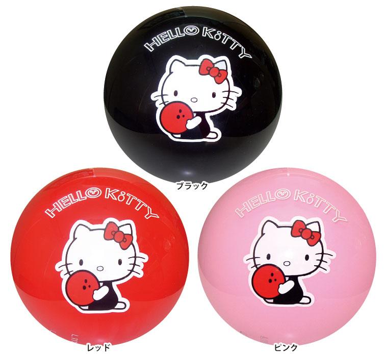 ボウリングボール ハイスポーツ HISPORTS ハローキティー Hello Kitty クリアボ−ル