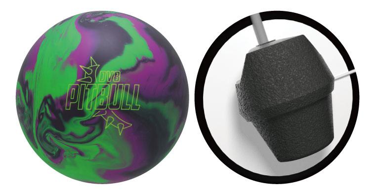 ボウリング用品 ボウリングボール DV8 ピットブル Pitbull