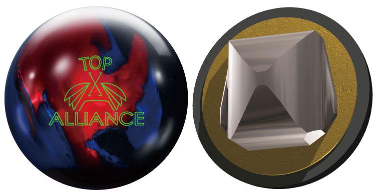 ボウリング用品 ボウリングボール ロトグリップ ROTOGRIP トップアライアンス TOP ALLIANCE