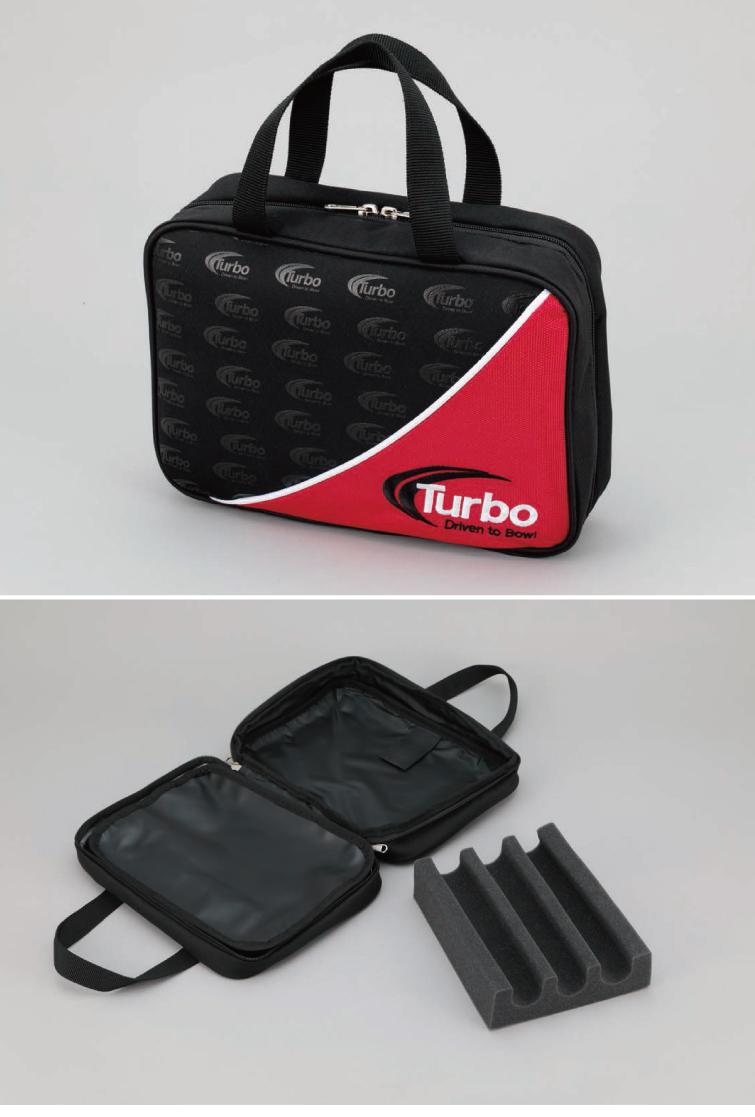 ボウリング用品 ボウリングバッグ ターボ Turbo ターボ デラックスツアー アクセサリーケース