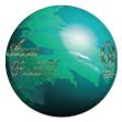 ボウリングボール ABS ナノデスアキュロール4 NANODESU Accu Roll 4
