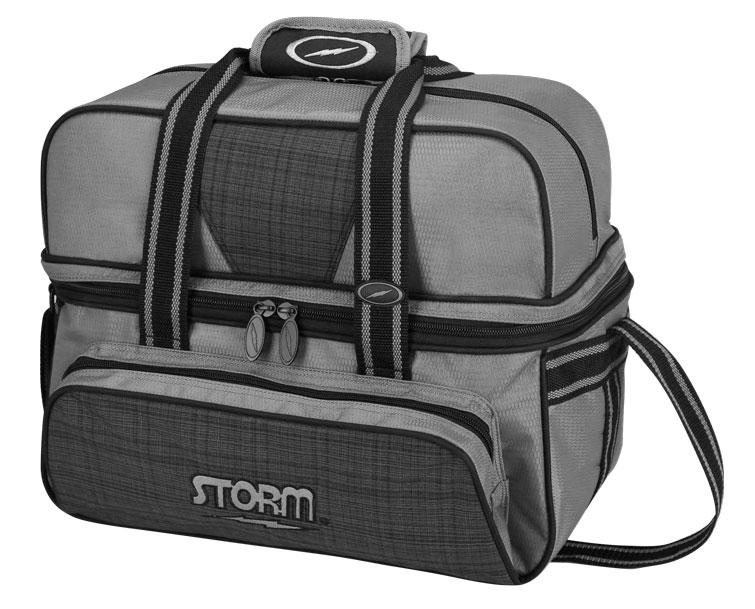 ボウリングバッグ ストーム STORM SB55-DA 2ボールデラックストート ボール2個用トートバッグ